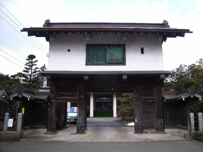 盛岡藩8千石:花巻城