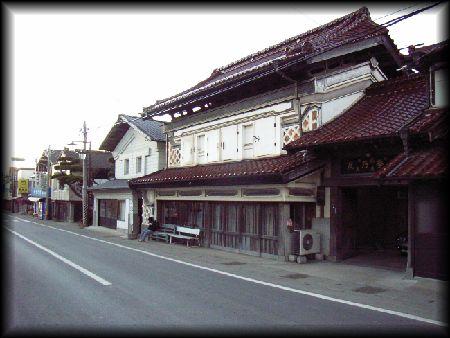 大原宿(一関市)